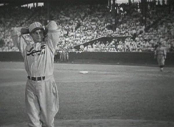 Robert Young in Death on the Diamond