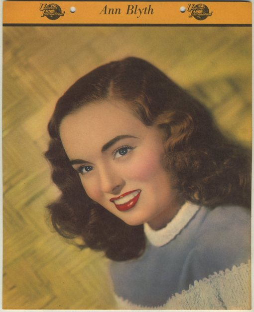 Ann Blyth 1949 Dixie Premium Photo