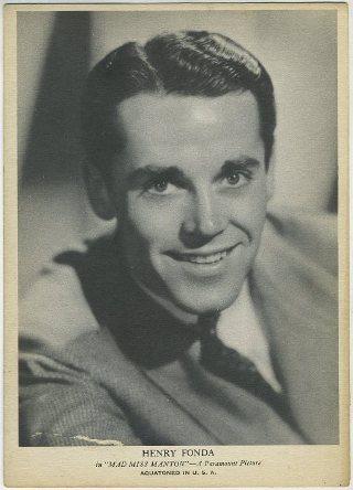 Henry Fonda R96 Aquatoned in USA