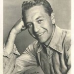 Paul Henreid 1940s era 5x7 Fan Photo