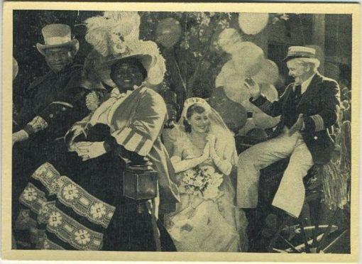 Show Boat 1940 Max Cinema Cavalcade Tobacco Card