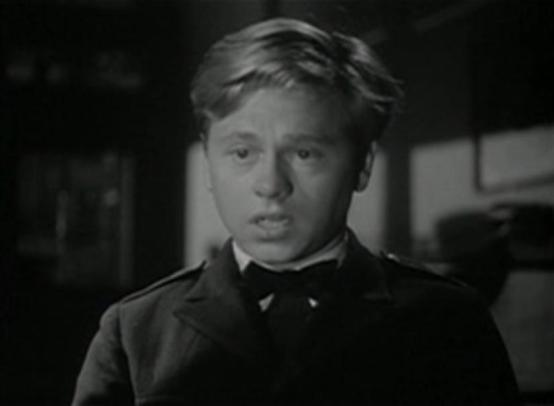 Mickey Rooney in The Human Comedy