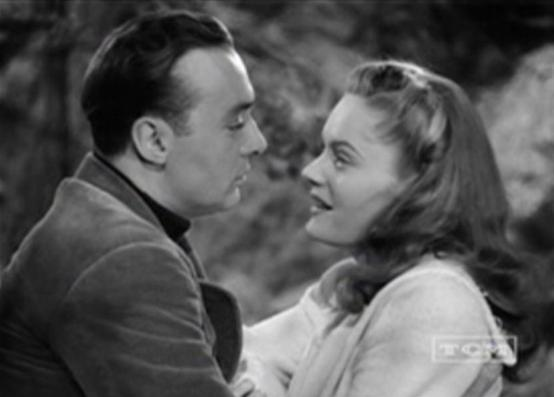 Charles Boyer and Alexis Smith