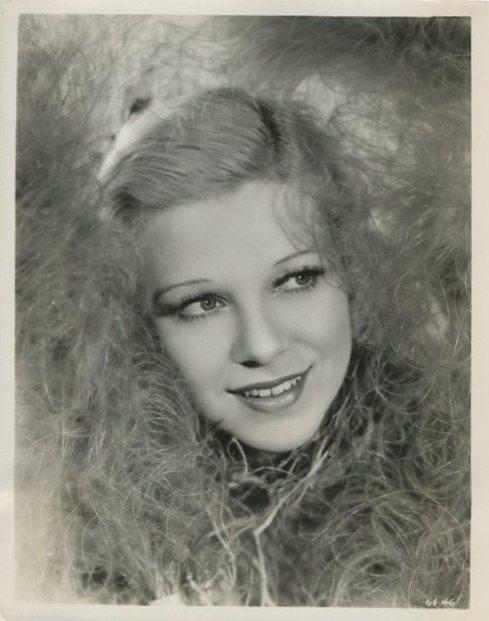 Glenda Farrell 1930s Warner Brothers Promotional Still