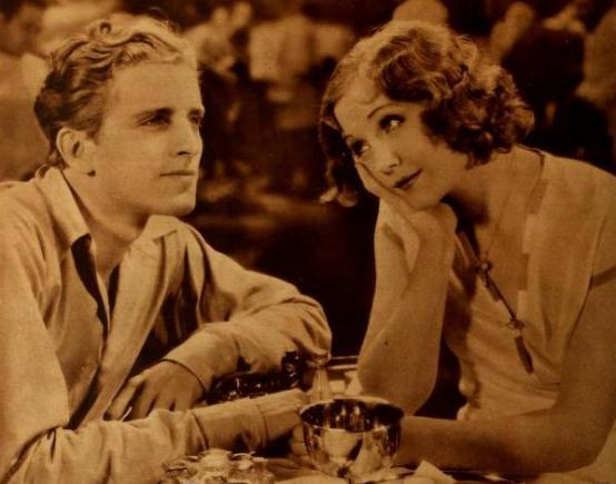 Phillips Holmes and Nancy Carroll