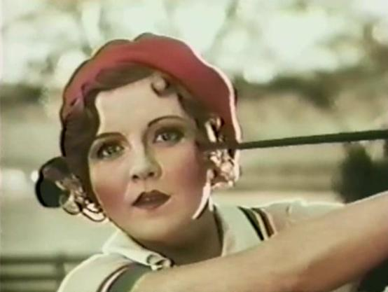 Nancy Carroll in Follow Thru