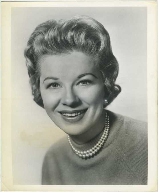 Glenda Farrell 1963 Press Photo