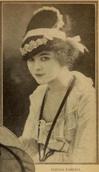 Glenda Farrell 1919