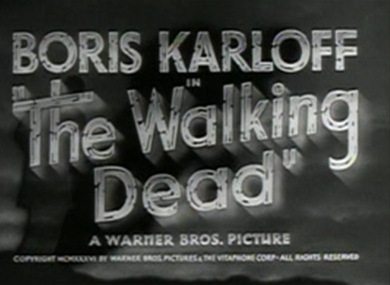 The Walking Dead 1936