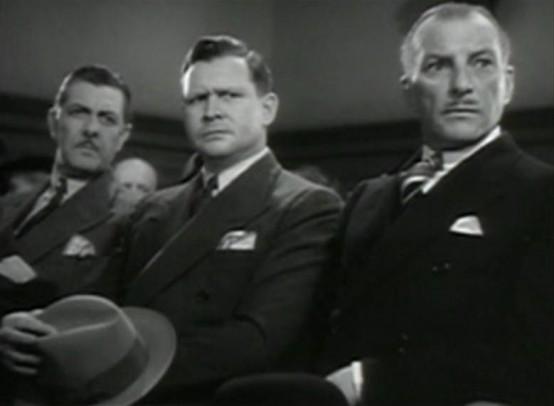 Paul Harvey, Barton MacLane and Robert Strange