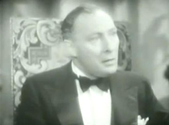 Lionel Atwill in Secret of the Blue Room