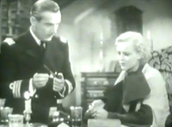 Paul Lukas and Gloria Stuart