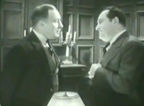 Lionel Atwill and Edward Arnold