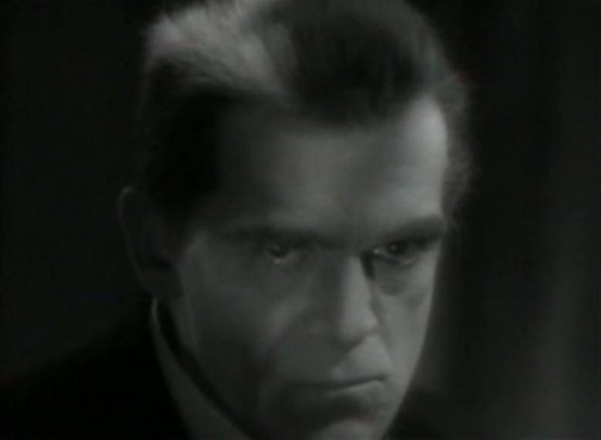 Boris Karloff in The Walking Dead