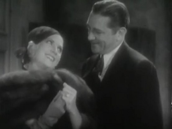 Lilyan Tashman and Stage Boyd