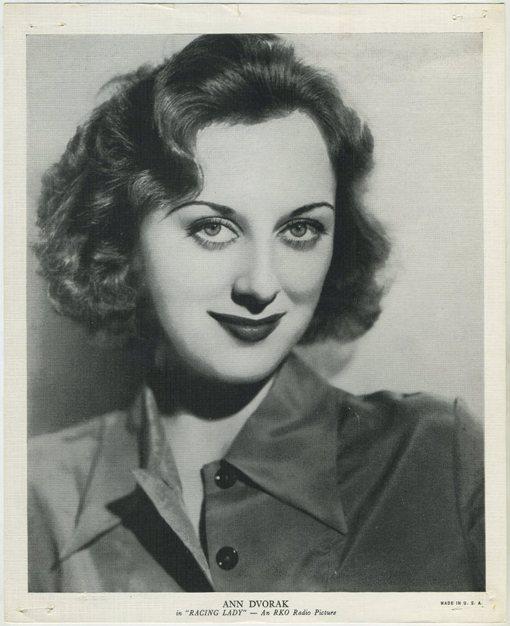 Ann Dvorak 1936 R95 Premium Photo