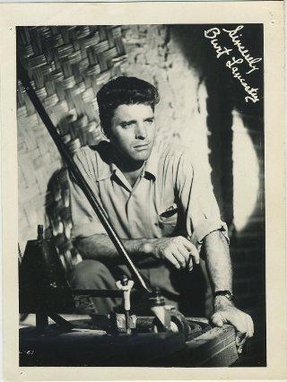 Burt Lancaster 5x7 Glossy