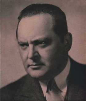 Edward Arnold image from 1930s premium photo