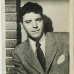 Burt Lancaster 1950 Trading Card