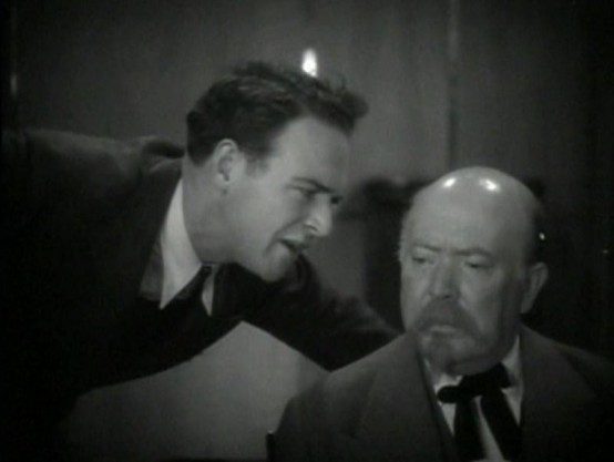 William Gargan and Guy Kibbee