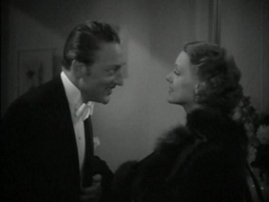 Warren William and Claire Dodd