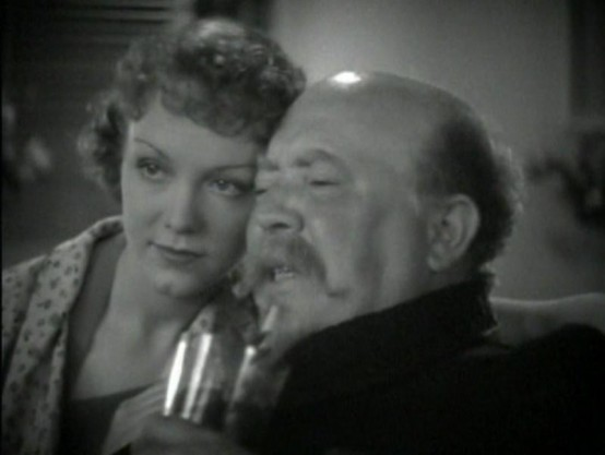 Claire Dodd and Guy Kibbee