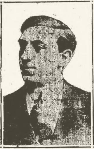 Hugh Herbert 1911 newspaper photo