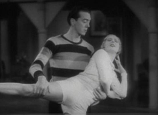 Joe Donahue and Marilyn Miller