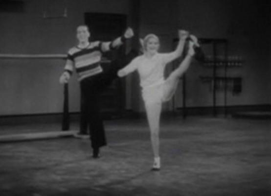Marilyn Miller and Joe Donahue