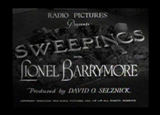 Sweepings 1933