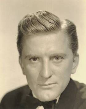 Kirk Douglas 1949 Promotional Photo