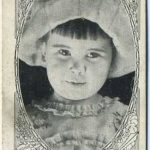 Baby Peggy 1920s American Caramel Trading Card