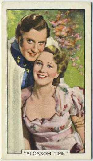 Carl Esmond 1935 Gallaher Shots from Famous Films Tobacco Card