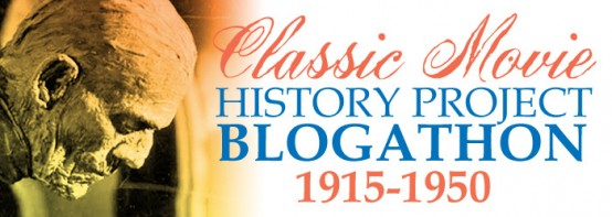 Classic Movie History Project Blogathon Banner