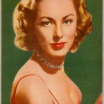 Eleanor Parker 1953 Topps Who-Z-At Trading Card