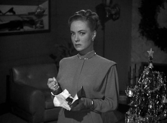 Audrey Totter in Lady in the Lake