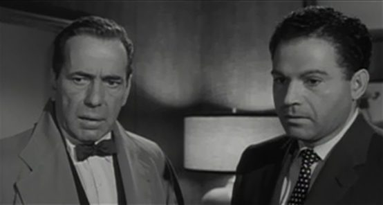 Nehemiah Persoff in The Harder They Fall 1956