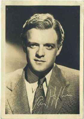 Van Heflin 1930s 5x7 Fan Photo