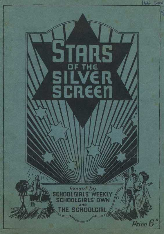 Stars of the Silver Screen Album Cover