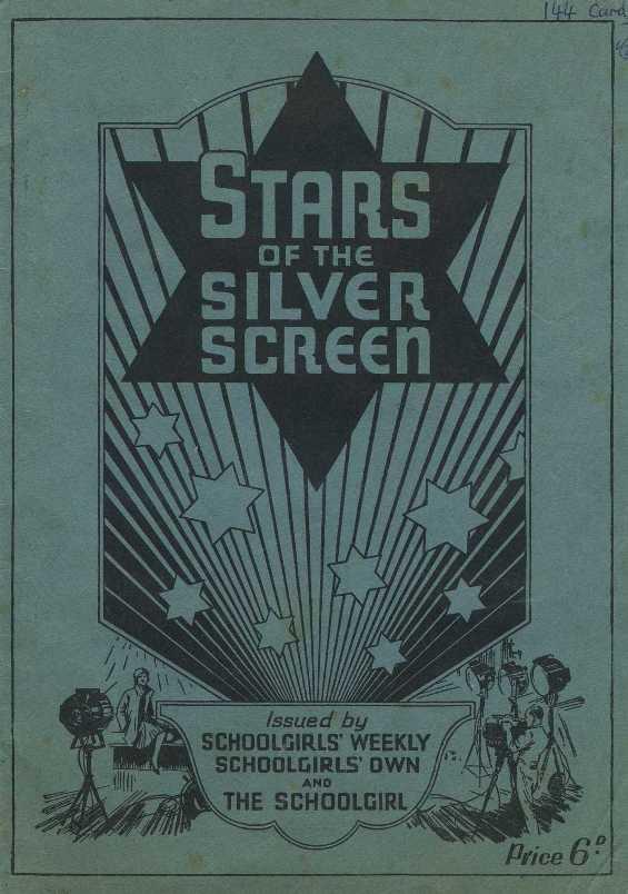 Stars of the Silver Screen Album Cover