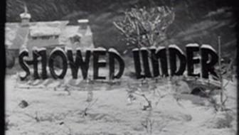 Snowed Under 1936