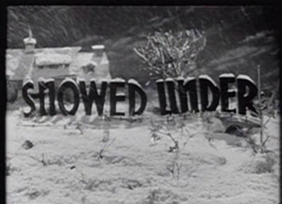 Snowed under 1936 chemistry highlights hilarious warner farce snowed under 1936 chemistry highlights hilarious warner farce immortal ephemera fandeluxe Images