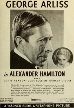 Alexander Hamilton ad