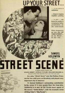 Street Scene ad