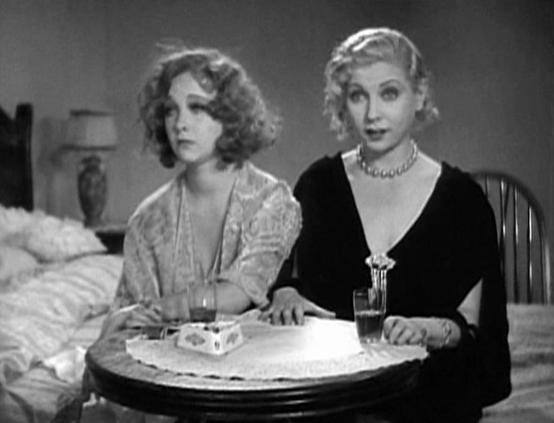 Helen Twelvetrees and Lilyan Tashman