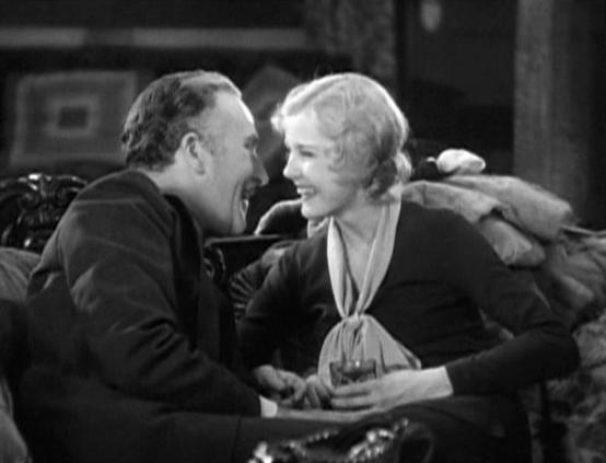 John Halliday and Anita Louise