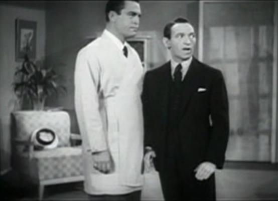Chester Morris and George E Stone