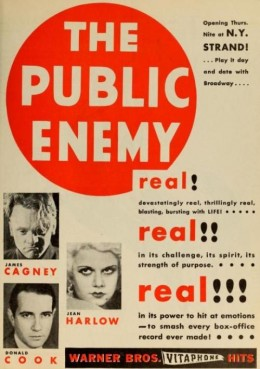 The Public Enemy trade ad