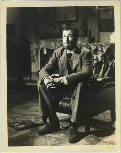 Walter Pidgon in Madame Curie