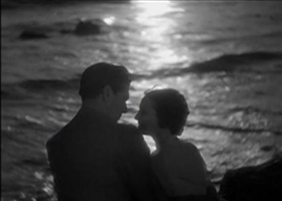 Gary Cooper and Sylvia Sidney